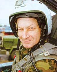 Герой России Тимур Апакидзе