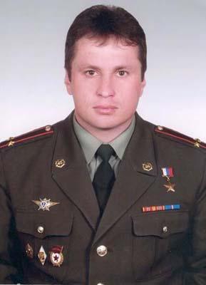 Герой Российской Федерации Игорь Адольфович Баталов
