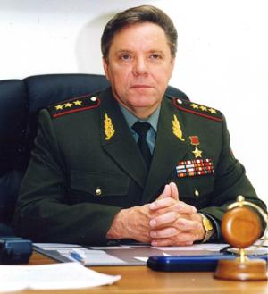 Герой Советского Союза Борис Громов