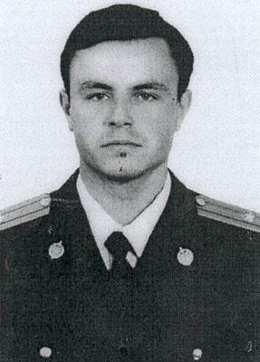Герой Российской Федерации Виктор Дудкин
