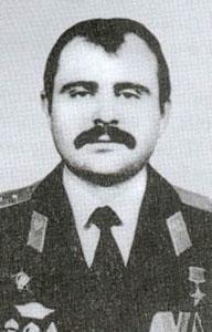 Герой Советского Союза Плосконос Игорь Николаевич