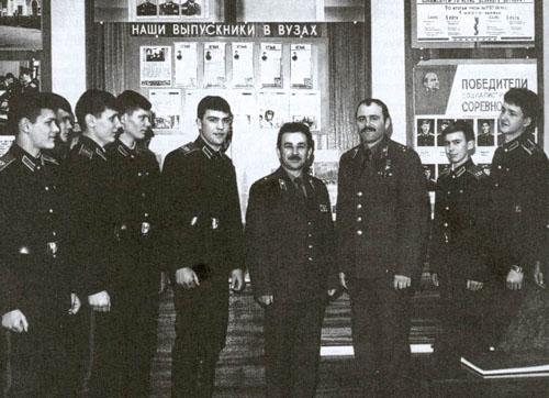 Герой Советского Союза Игорь Плосконос