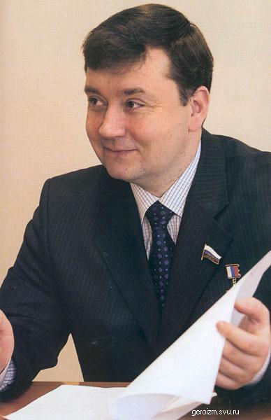 Депутат Государственной Думы Андрей Владимирович Шевелев