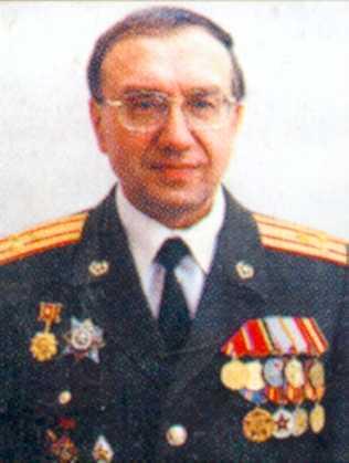 Кунц Николай Зыгмунтович